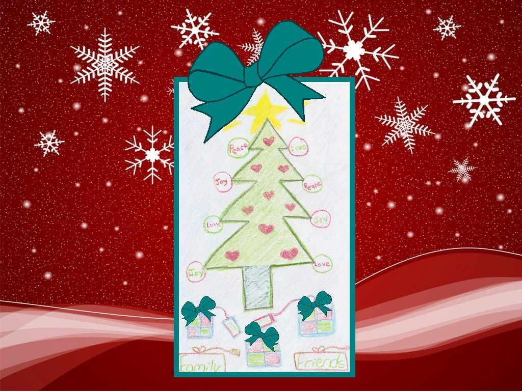 2011 Holiday Greeting Card Contest - Susan Marie Rupp Foundation