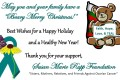 2013 Holiday Greeting Card Contest